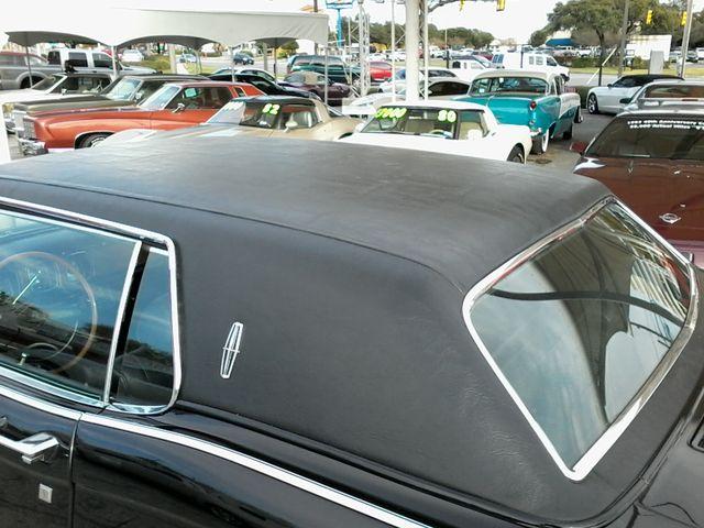 1969 Lincoln Continental Mark 111 San Antonio, Texas 33