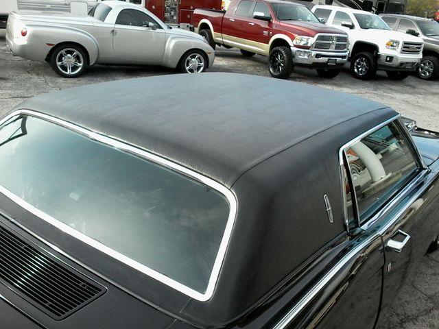 1969 Lincoln Continental Mark 111 San Antonio, Texas 35