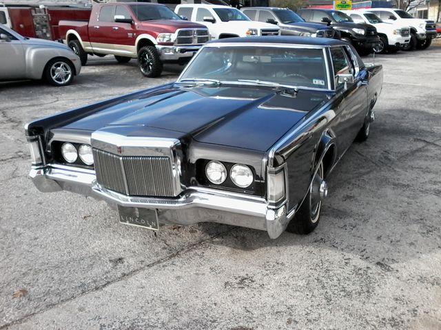 1969 Lincoln Continental Mark 111 San Antonio, Texas 6