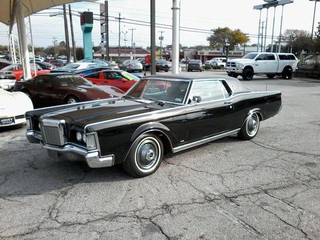 1969 Lincoln Continental Mark 111 San Antonio, Texas 9