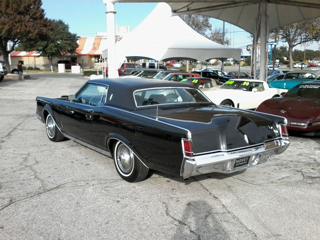 1969 Lincoln Continental Mark 111 San Antonio, Texas 10
