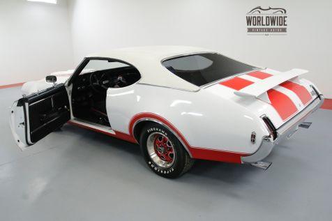1969 Oldsmobile CUTLASS RESTORED 442 W-30 CLONE HURST. REBUILT 455   Denver, CO   Worldwide Vintage Autos in Denver, CO