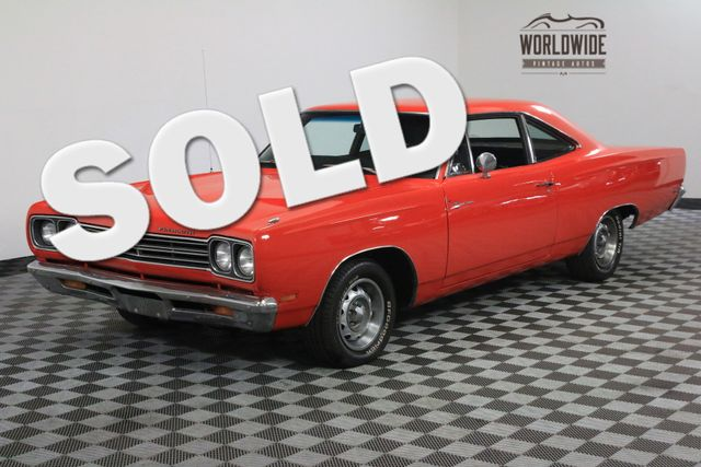 1969 Plymouth ROAD RUNNER ROAD RUNNER V8 383 | Denver, Colorado | Worldwide Vintage Autos