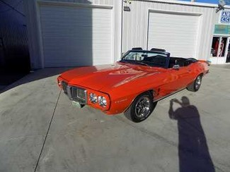 1969 Pontiac Firebird Conv - Utah Showroom Newberg, Oregon