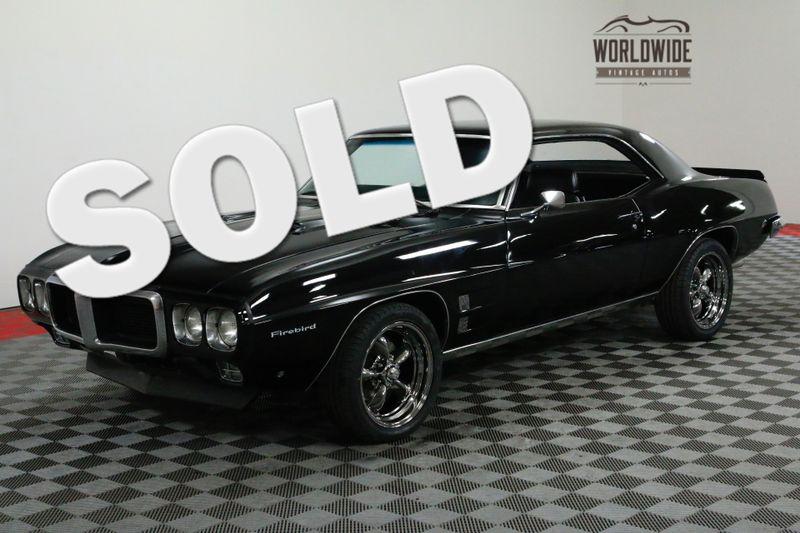 1969 Pontiac FIREBIRD V8 AUTO DISC HOOD TACH | Denver, CO | Worldwide Vintage Autos