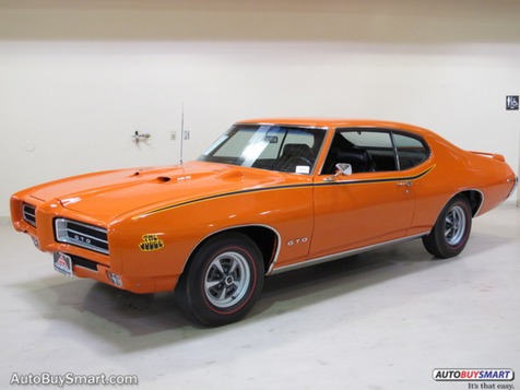 1969 Pontiac GTO Judge in Las Vegas, NV