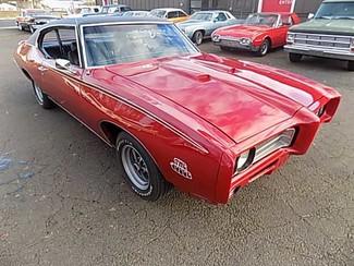 1969 Pontiac GTO - Oregon Showroom Newberg, Oregon