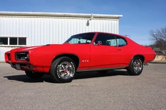 1969 Pontiac GTO Newberg, Oregon