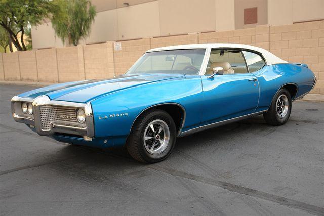 1969 Pontiac LeMans Phoenix, AZ 10