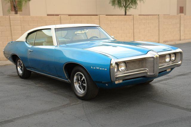 1969 Pontiac LeMans Phoenix, AZ 11