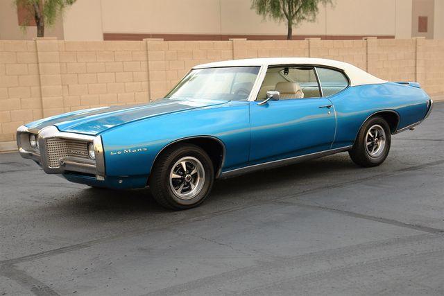 1969 Pontiac LeMans Phoenix, AZ 6