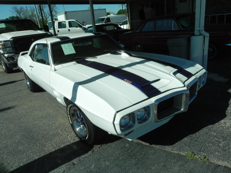 1969 Pontiac Trans Am 455 V8 4Spd  in New Braunfels