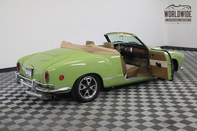 1969 volkswagen karmann ghia rebuilt 1600 cc engine. Black Bedroom Furniture Sets. Home Design Ideas