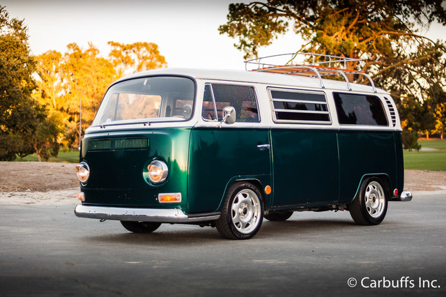 1969 Vw Bus Type 2 | Concord, CA | Carbuffs