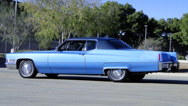 1970 Cadillac COUPE DeVILLE UNRESTORED 64,000 ORIG MILE CALIF CAR Phoenix, Arizona 8