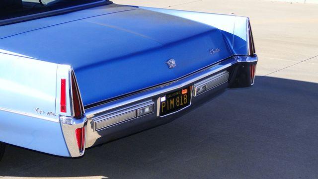 1970 Cadillac COUPE DeVILLE UNRESTORED 64,000 ORIG MILE CALIF CAR Phoenix, Arizona 9