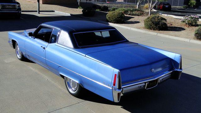 1970 Cadillac COUPE DeVILLE UNRESTORED 64,000 ORIG MILE CALIF CAR Phoenix, Arizona 19