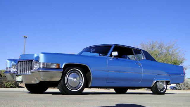 1970 Cadillac COUPE DeVILLE UNRESTORED 64,000 ORIG MILE CALIF CAR Phoenix, Arizona 20