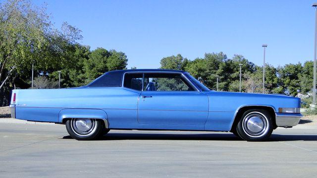 1970 Cadillac COUPE DeVILLE UNRESTORED 64,000 ORIG MILE CALIF CAR Phoenix, Arizona 5