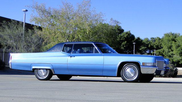 1970 Cadillac COUPE DeVILLE UNRESTORED 64,000 ORIG MILE CALIF CAR Phoenix, Arizona 2