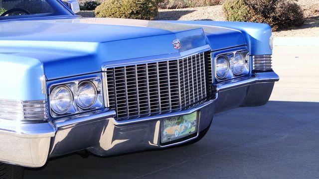 1970 Cadillac COUPE DeVILLE UNRESTORED 64,000 ORIG MILE CALIF CAR Phoenix, Arizona 11