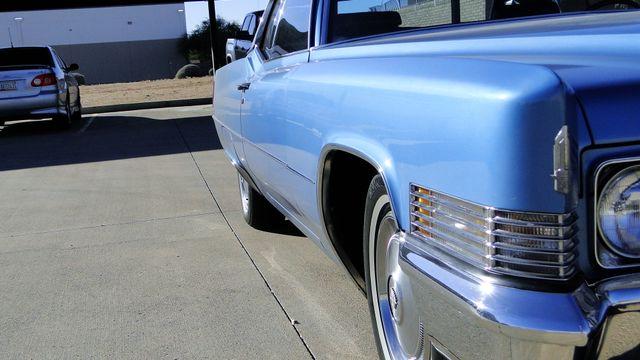 1970 Cadillac COUPE DeVILLE UNRESTORED 64,000 ORIG MILE CALIF CAR Phoenix, Arizona 15