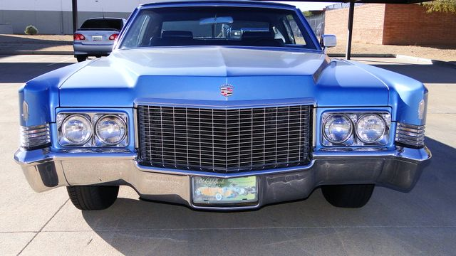 1970 Cadillac COUPE DeVILLE UNRESTORED 64,000 ORIG MILE CALIF CAR Phoenix, Arizona 18