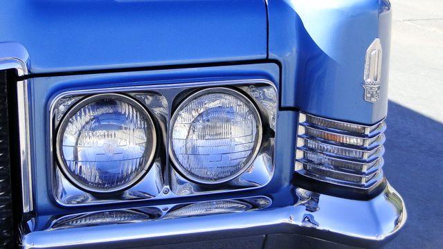 1970 Cadillac COUPE DeVILLE UNRESTORED 64,000 ORIG MILE CALIF CAR Phoenix, Arizona 14