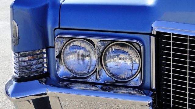 1970 Cadillac COUPE DeVILLE UNRESTORED 64,000 ORIG MILE CALIF CAR Phoenix, Arizona 12