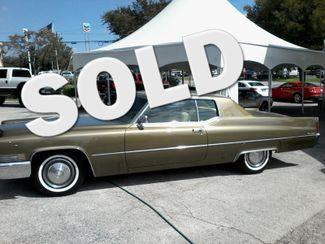 1970 Cadillac Coupe DeVille San Antonio, Texas