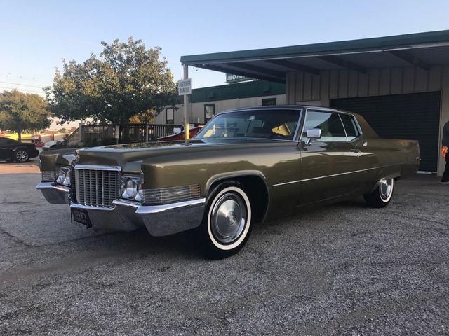 1970 Cadillac San Antonio, Texas 0