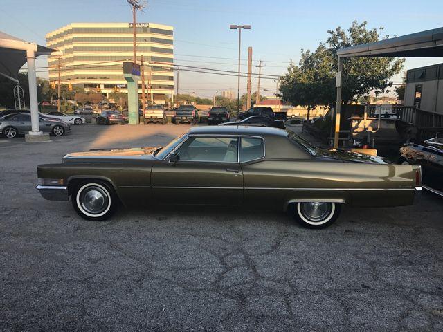 1970 Cadillac San Antonio, Texas 1