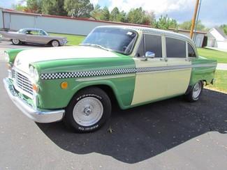 1970 Checker Sedan -Utah Showroom Newberg, Oregon
