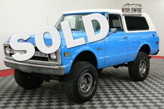 1970 Chevrolet BLAZER RESTORED 396 BIG BLOCK VINTAGE AC 4X4 | Denver, CO | WORLDWIDE VINTAGE AUTOS in Denver CO