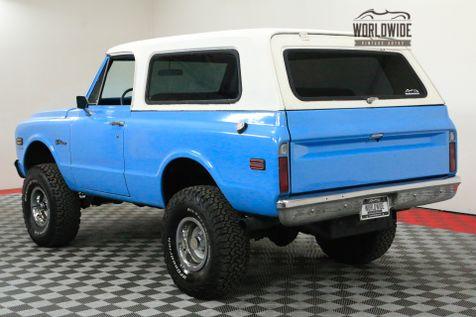 1970 Chevrolet BLAZER RESTORED 396 BIG BLOCK VINTAGE AC 4X4   Denver, CO   WORLDWIDE VINTAGE AUTOS in Denver, CO