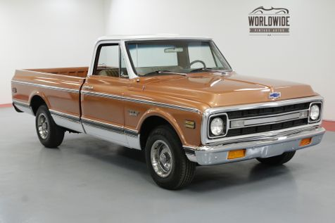 1970 Chevrolet C10 400CI V8 4-SPEED NEW PAINT A/C CST PACKAGE | Denver, CO | Worldwide Vintage Autos in Denver, CO