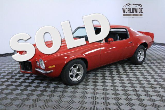 1970 Chevrolet CAMARO 454 BIG BLOCK V8 QUADRA JET CARB 4SPD MANUAL | Denver, Colorado | Worldwide Vintage Autos