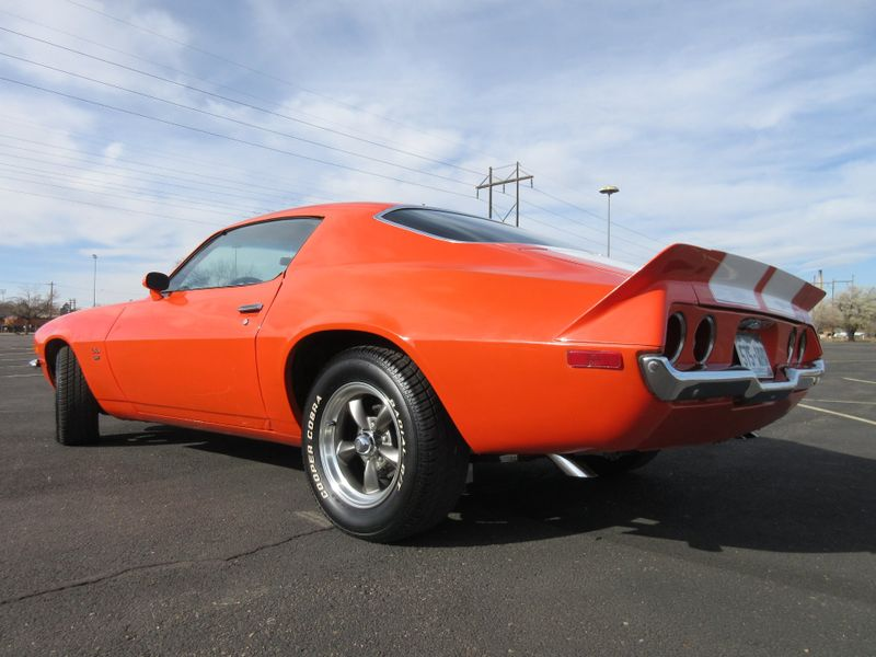 1970 Chevrolet Camaro   Fultons Used Cars Inc  in , Colorado