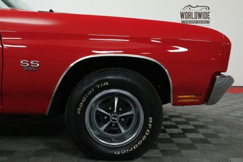 1970 Chevrolet CHEVELLE RARE SS 396/350P V8 FACTORY AC RESTORED | Denver, CO | WORLDWIDE VINTAGE AUTOS in Denver, CO