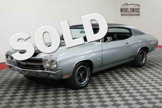 1970 Chevrolet CHEVELLE SS RESTORED! NUMBERS MATCHING 396 BIG BLOCK! 4-SPD. | Denver, CO | WORLDWIDE VINTAGE AUTOS in Denver CO