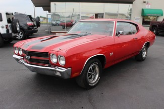 1970 Chevrolet Chevelle SS LS5 in Granite City Illinois