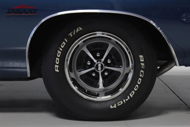 1970 Chevrolet Chevelle SS LS6 Merrillville, Indiana 49