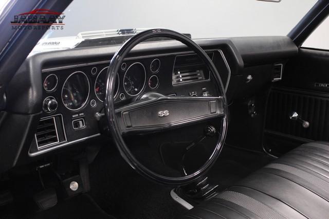 1970 Chevrolet Chevelle SS LS6 Merrillville, Indiana 10