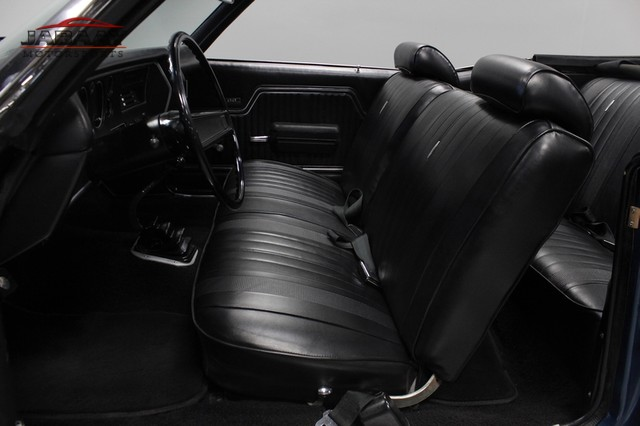 1970 Chevrolet Chevelle SS LS6 Merrillville, Indiana 11