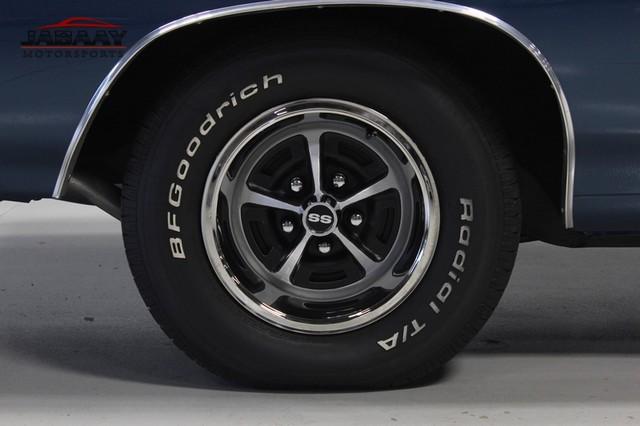 1970 Chevrolet Chevelle SS LS6 Merrillville, Indiana 50
