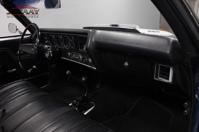 1970 Chevrolet Chevelle SS LS6 Merrillville, Indiana 17