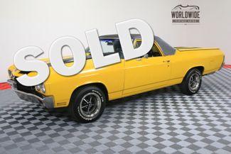 1970 Chevrolet EL CAMINO SS BIG BLOCK 454 V8 RESTORED A/C | Denver, Colorado | Worldwide Vintage Autos in Denver Colorado