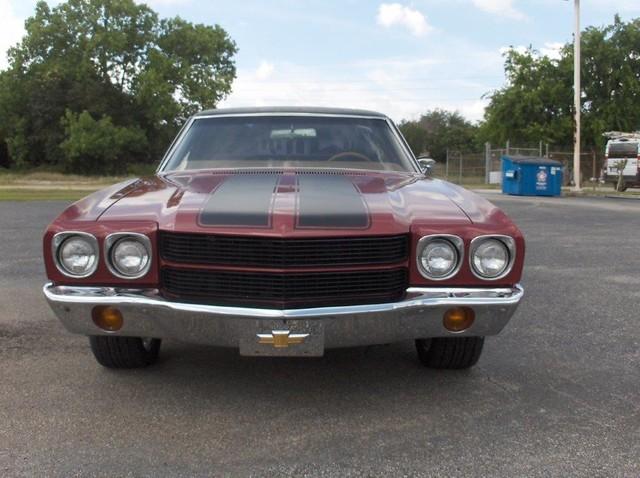 1970 Chevrolet El Camino Houston, Texas 0