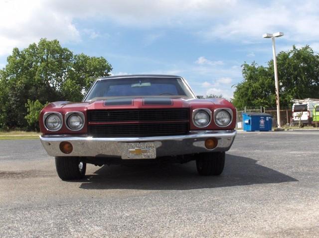 1970 Chevrolet El Camino Houston, Texas 3