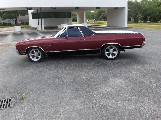 1970 Chevrolet El Camino Houston, Texas 5